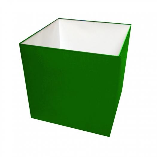 Abat-jour carré longueur 30 cm