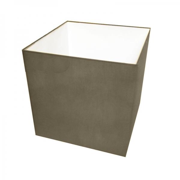 abat jour carre longueur 100 cm. Black Bedroom Furniture Sets. Home Design Ideas