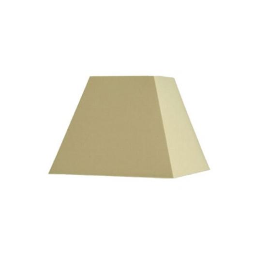 Abat-jour carré pyramidal longueur 10 cm