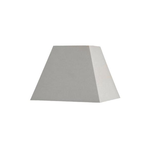 abat jour carre pyramidal base 15 cm. Black Bedroom Furniture Sets. Home Design Ideas