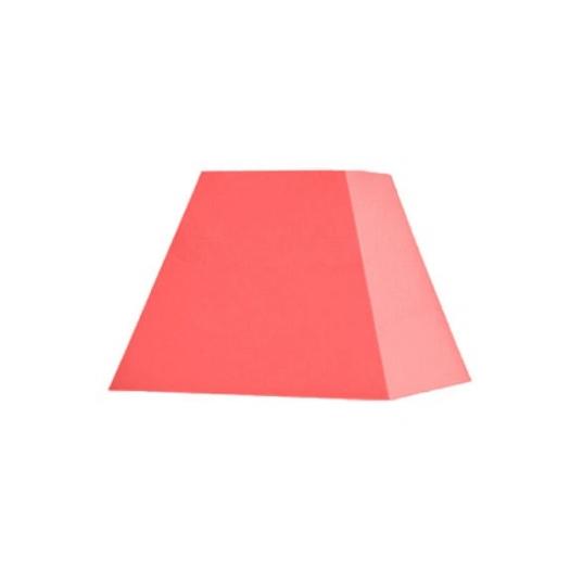 Abat-jour carré pyramidal base 45 cm