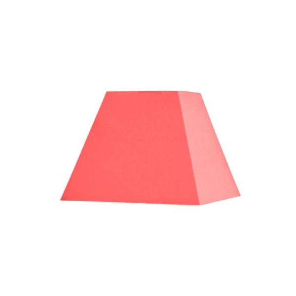 Abat jour carre pyramidal base 45 cm - Abat jour lyre ...