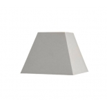 Abat-jour carré pyramidal base  55cm