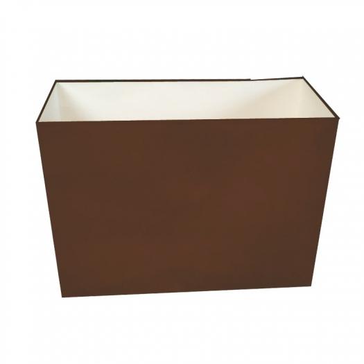 Abat-jour rectangle longueur 110 cm