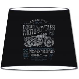 Abat-jour conique Vintage Motorcycles