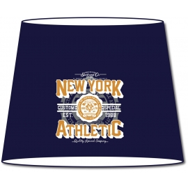 Abat-jour conique Vintage NY Athletic