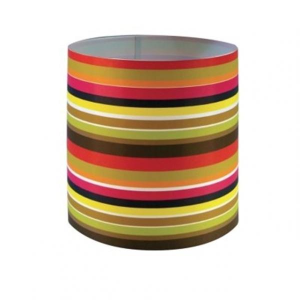 abat jour pour lampe a poser color strip. Black Bedroom Furniture Sets. Home Design Ideas