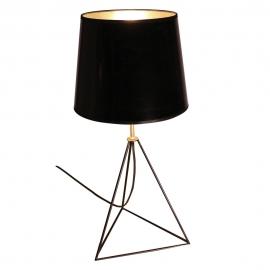Lampe Tripod Noir